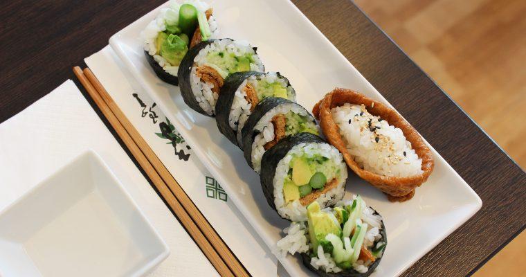 Western Sushi » Ad Libitum Sushi Menu