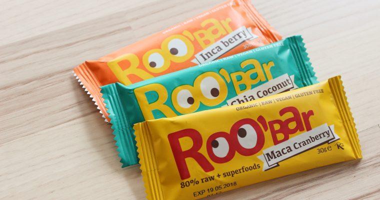 Roobars » Taste Test