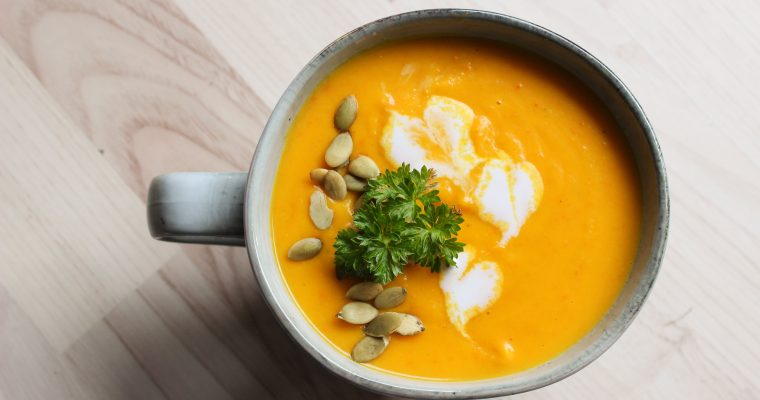 Hearty Hokkaido Soup