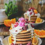 Easy Whole-Grain Spelt Pancakes