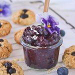 2-Ingredient Blueberry Chia Jam