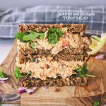 "Jackfruit and Chickpea ""Tuna"" Salad (GF)"